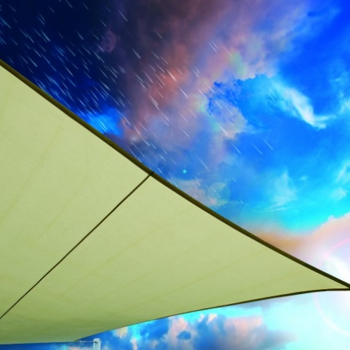 All Weather Square Shade Sail