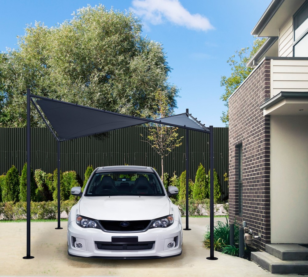 Gazebo Deck Car Port