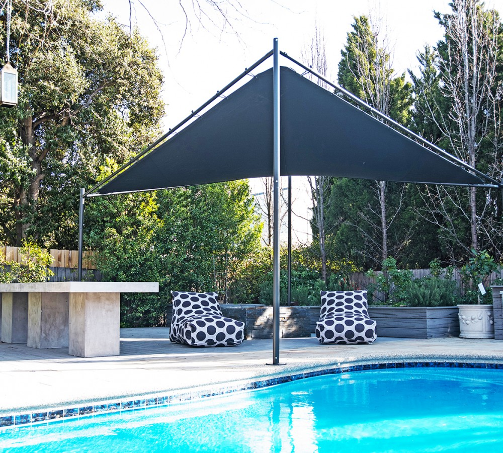 Coolaroo Gazebo Garden Swimming Pool