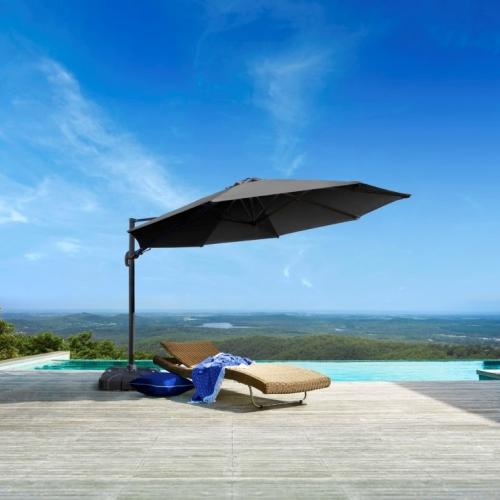 Nice Banksia 3.5m Cantilever Umbrella