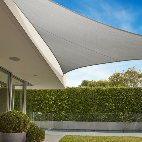 Commercial Grade Triangle Shade Sail