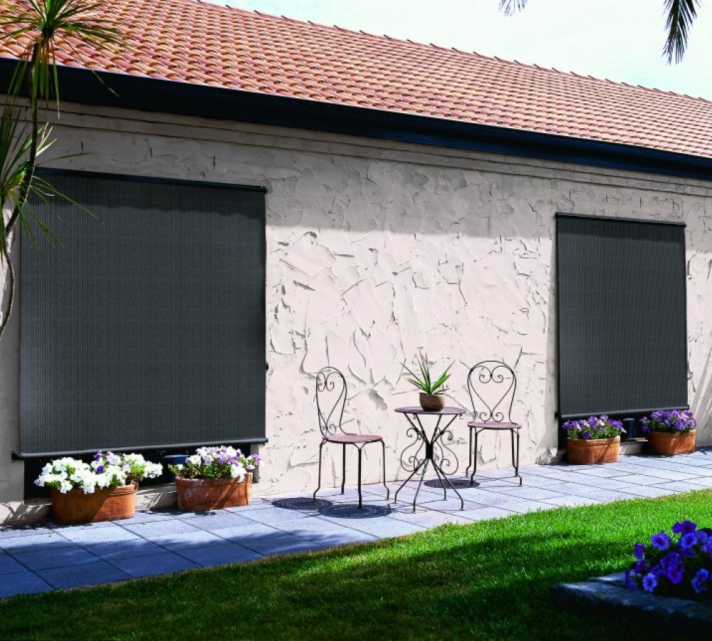 Exterior Roll Up Blinds Coolaroo