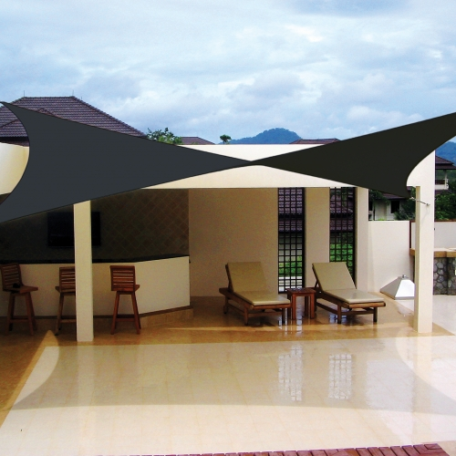 Shade sails find the perfect outdoor shade coolaroo for Shadesails com