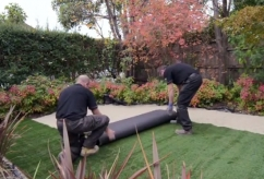 Installation guide for synthetic grass