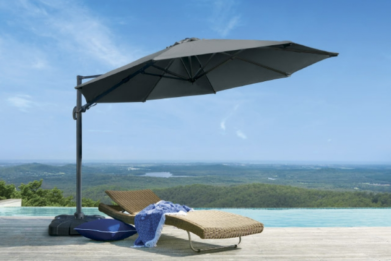 How to use the Banksia Cantilever Umbrella