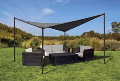 How to install the Butterfly Gazebo