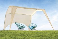 How to install the Cabana Gazebo