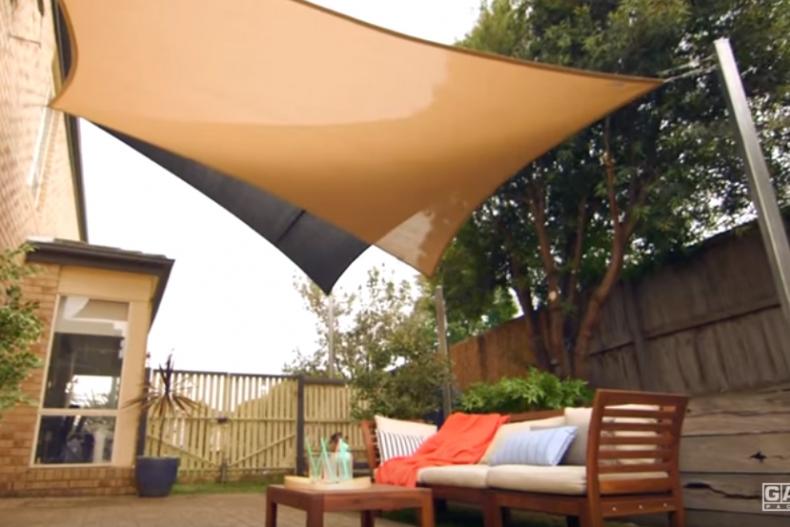 Coolaroo sun shade installation bing images for Coolaroo exterior roller shade costco