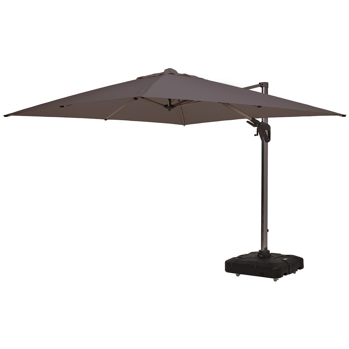 Umbrella Stand Bunnings: Melaleuca 3m Square Cantilever Umbrella